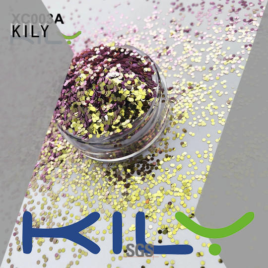 safety cosmetic glitter xl010a supplier for fashion show