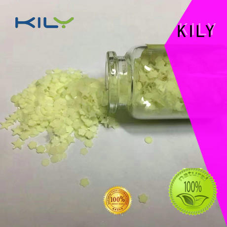 KILY professional Glow in dark glitter for christmas gifts