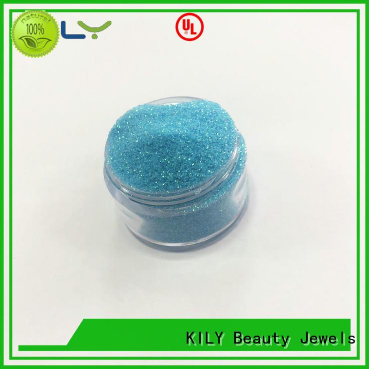 professional iridescent glitter manufacturer for sport meeting