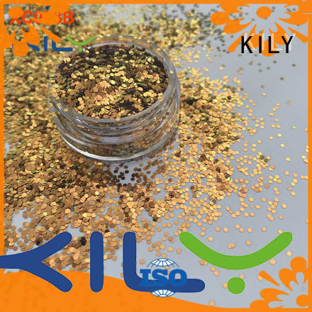 KILY cosmetic cosmetic glitter manufacturer for Halloween