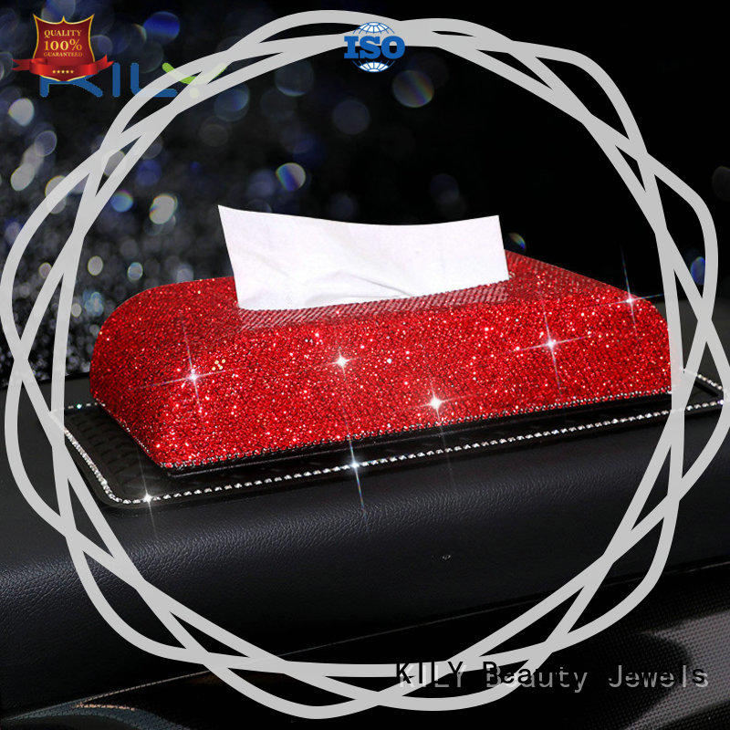 KILY safety tissue box series for party