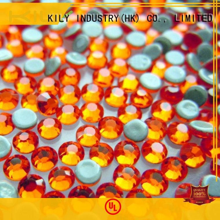 KILY professional hot fix motif designs manufacturer for Christmas