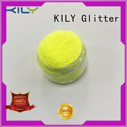 KILY c07 iIridescent glitter supplier for music festival