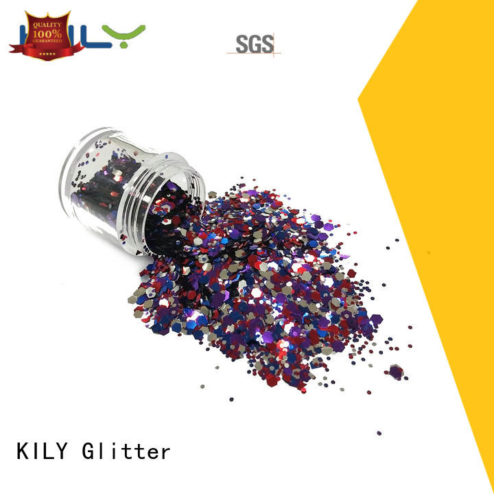 KILY non-toxic craft glitter series for Christmas