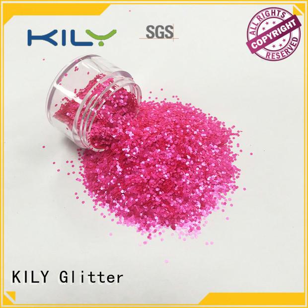 KILY glitter neon