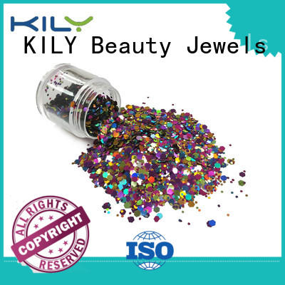 KILY mixed glitter wholesale for party