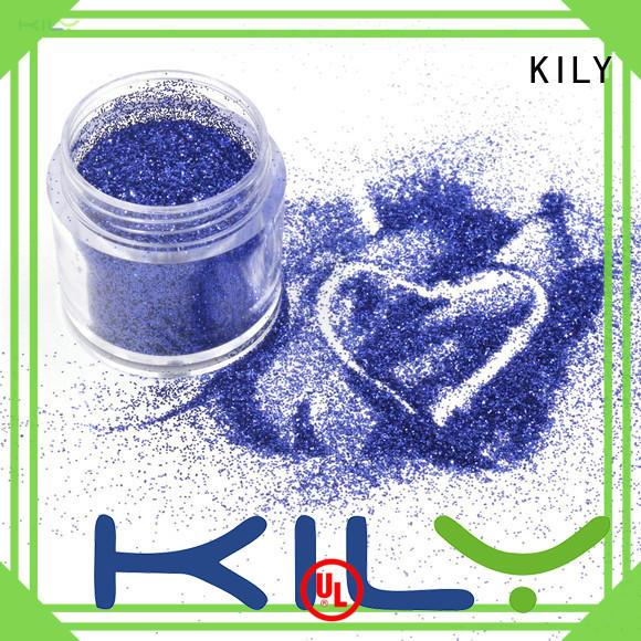 safety fine glitter acid supplier for silk flowers