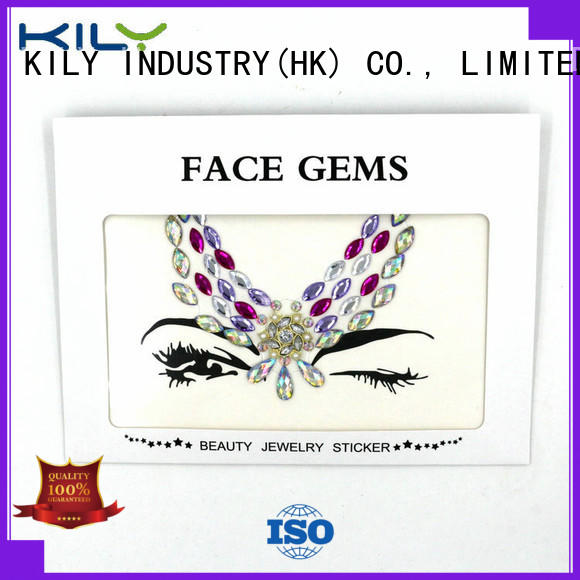 professional face gems kb1158 supplier for beach